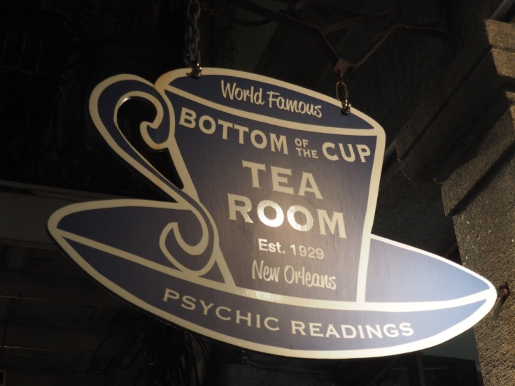 tea room and physic readings new orleans