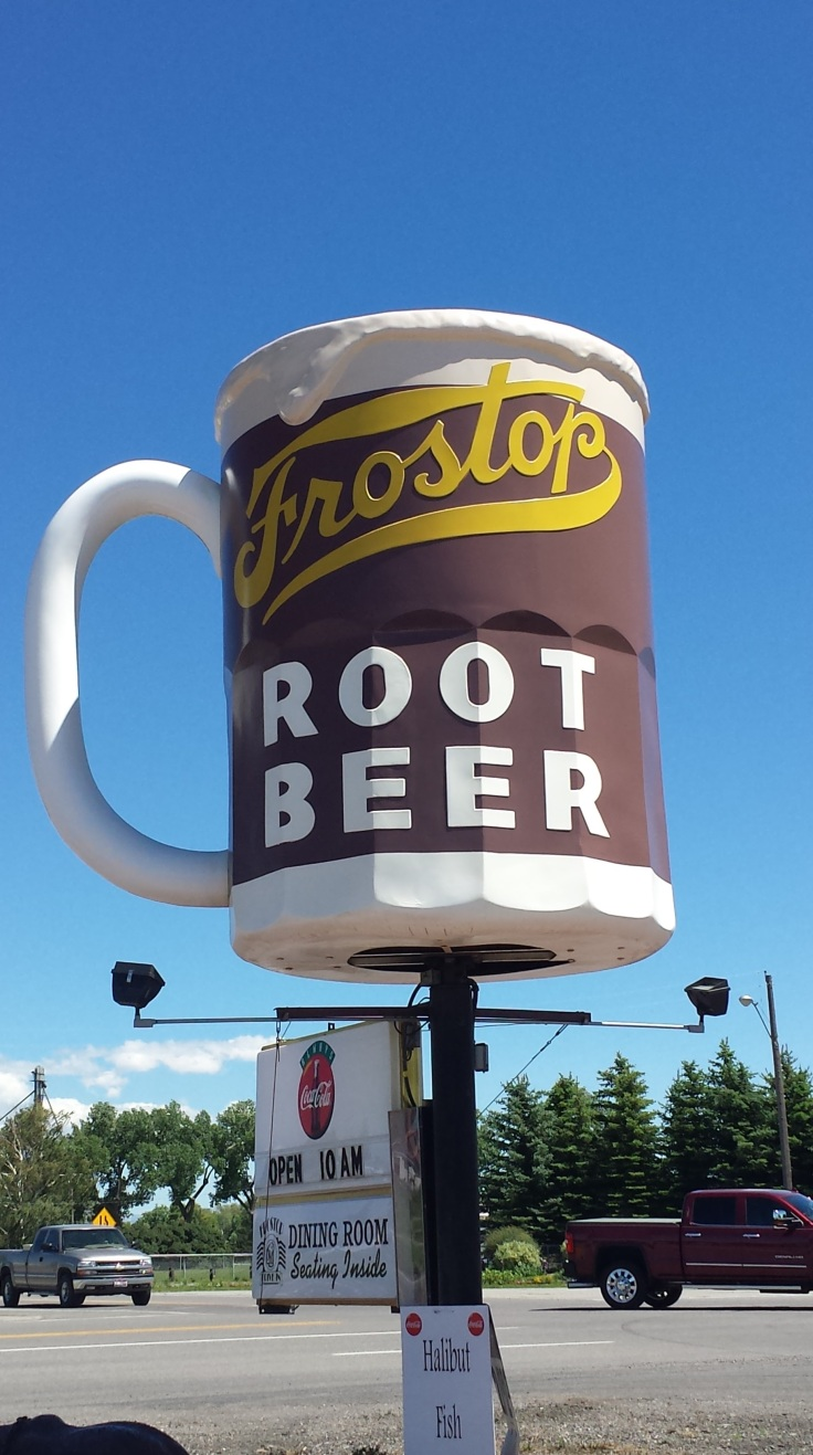 Frostop Drive-in Idaho