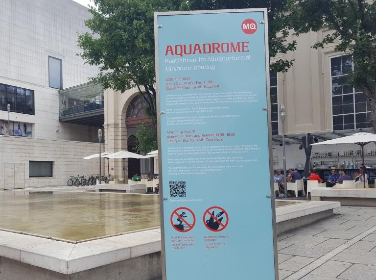 no feeding the alligators no diving vienna austria