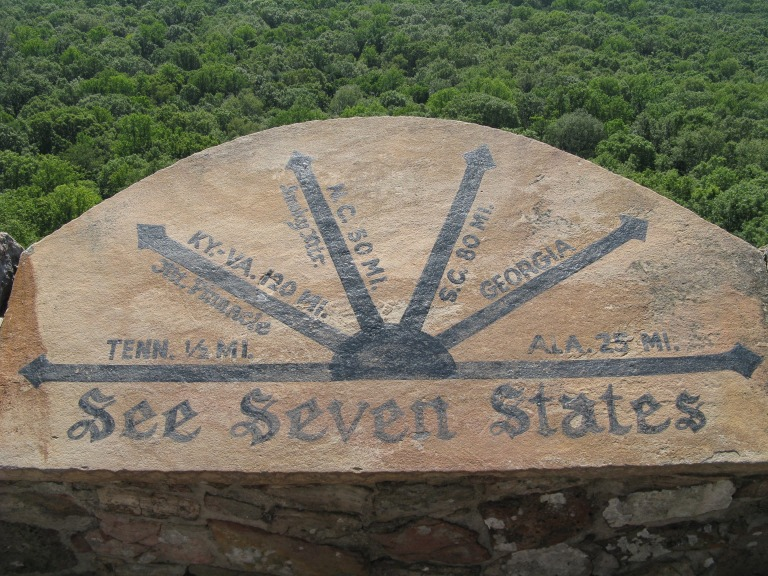 lookout mountain see seven states