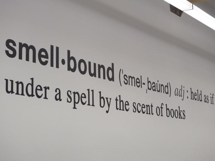 smellbound portland powells books
