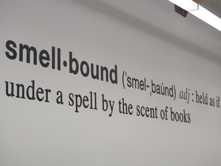 smellbound portland powells books