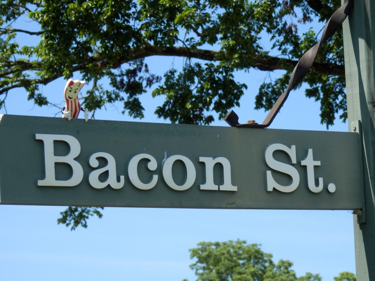 Bacon Street Yorktown Virginia
